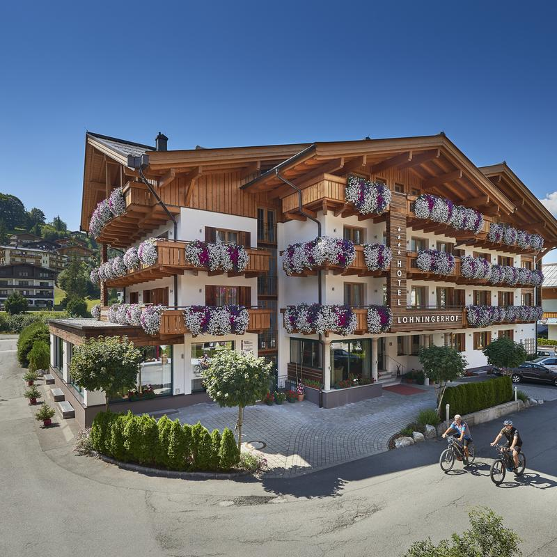 4 Sterne Hotel in Maria Alm im Sommer